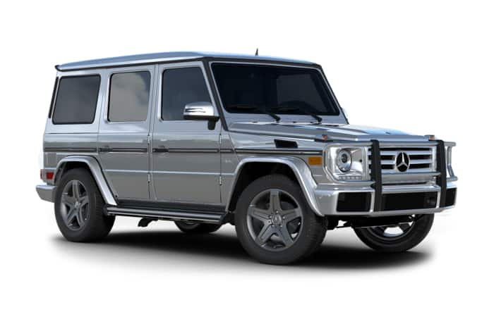 Mercedes G550 Oxford MS